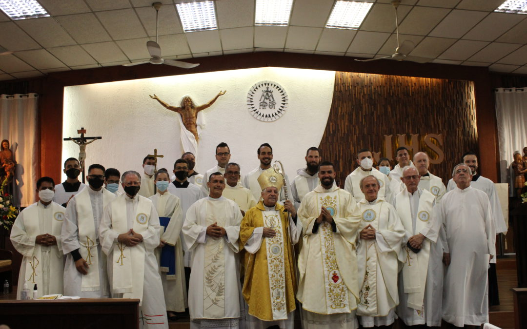 Province of the United States and Puerto Rico. Priestly Ordination of Orlando Rodríguez