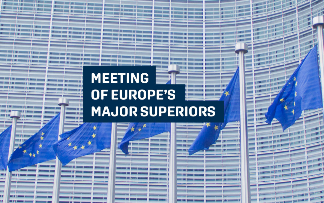 Meeting of Europe's Major Superiors