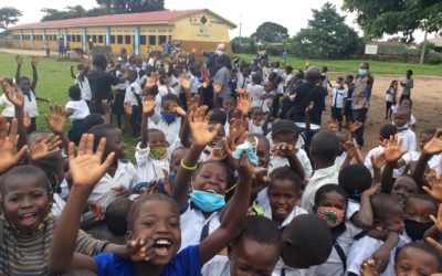 Canonical Visit to the Vicariate of Congo