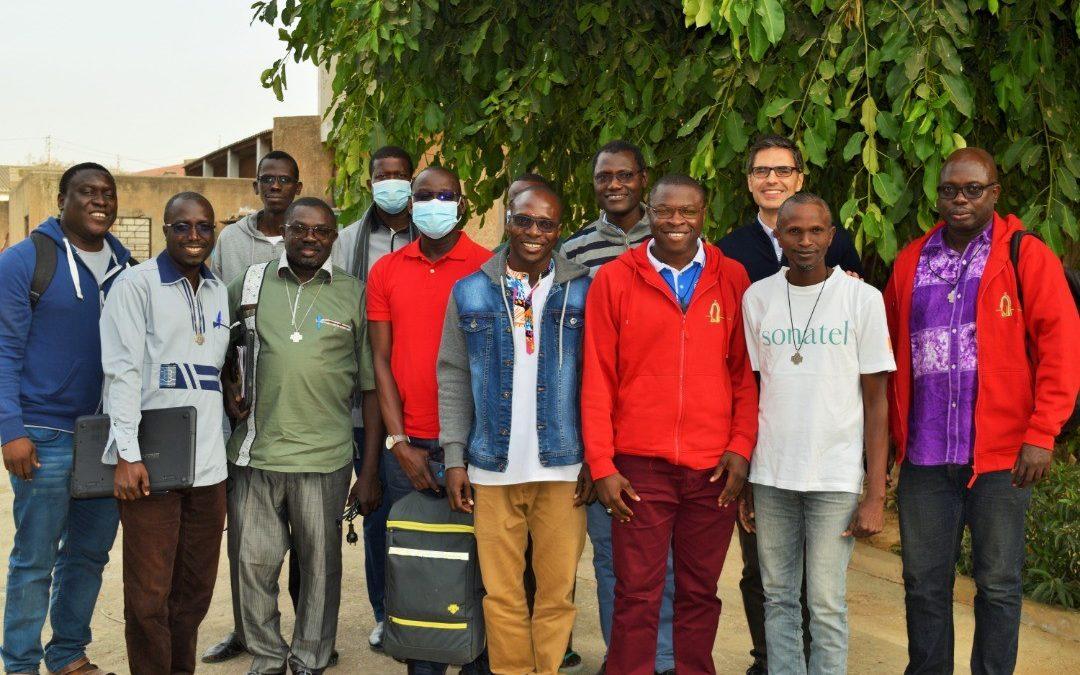 Escuelas Pías de África Occidental. Reunión de los rectores de las comunidades de la Provincia