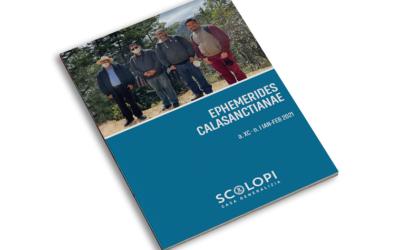 Ephemerides Calasanctianae num. I IAN-FEB 2021
