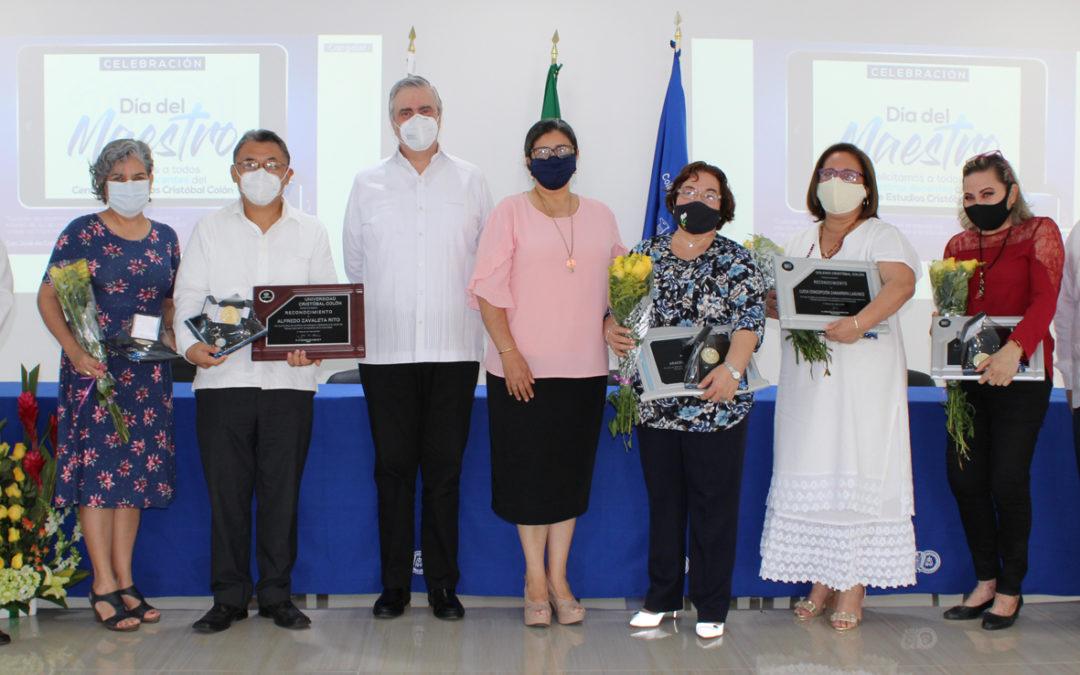 Los docentes del Centro de Estudios Cristóbal Colón como cooperadores de la verdad: reunión virtual del Día del Maestro 2021