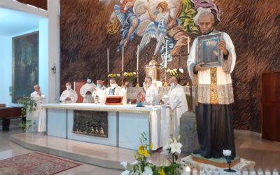 Province of Italy. Feast of the Queen of the Pious Schools