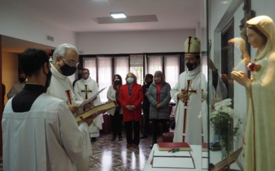 Province of Argentina. Return of the Piarists to Cristo Rey Parish in Mar del Plata