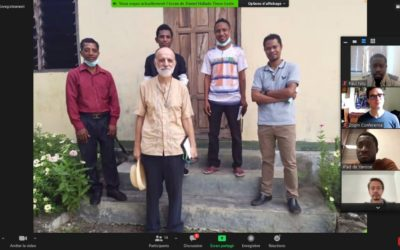 Pious Schools Going Forth. The Piarist Presence in East Timor