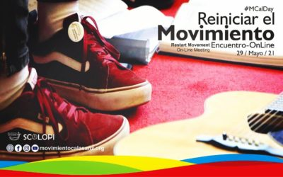 Youth meeting of the Calasanz Movement:  Restart the Movement