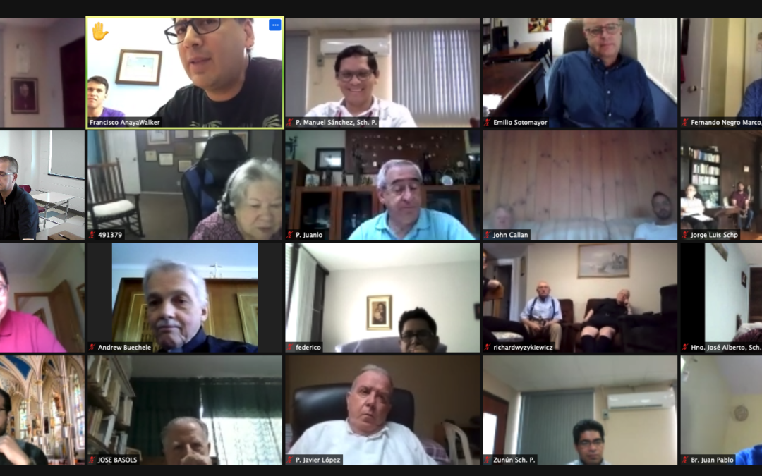 Province of the United States and Puerto Rico. Spiritual Exercises and Provincial Assembly