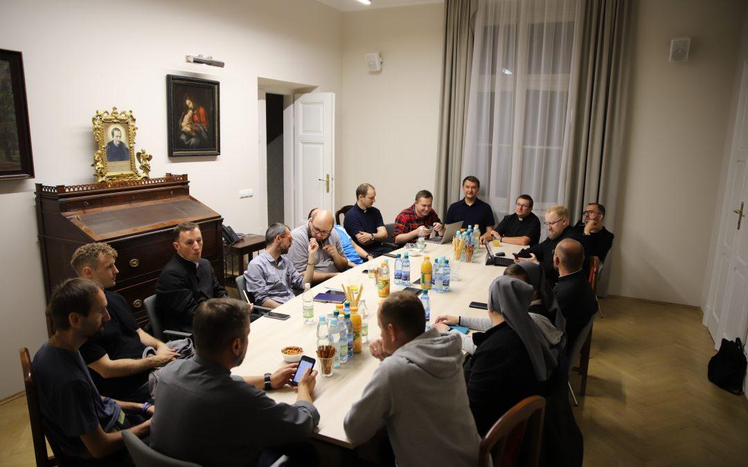 Provincia de Polonia. Encuentros del Consejo Provincial y de los responsables de la pastoral
