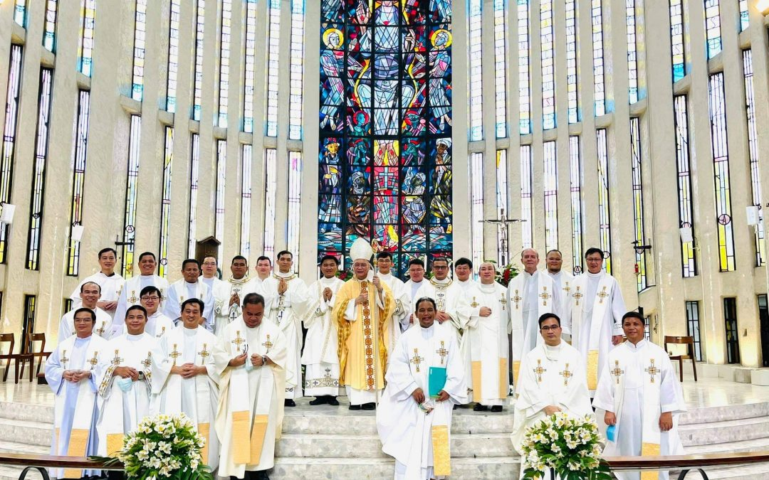 Province of Asia Pacific. Priestly and Diaconate Ordinations